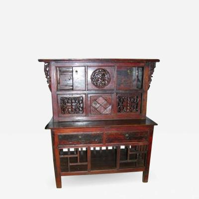 19th century Chinese Fu Jan Cabinet