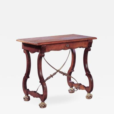 19th century Portuguese Mahogany Table or Desk