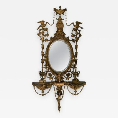 19th centuryChippendale Mirror