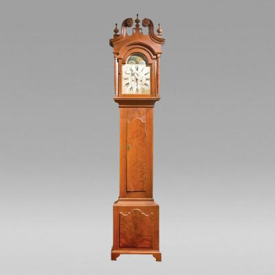 Sprogell Clock c 1770