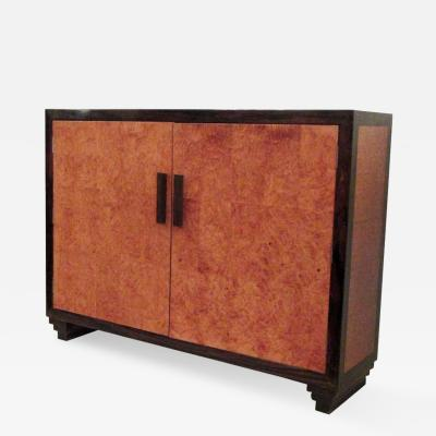 20th C Guyana Art Deco Style Cabinet