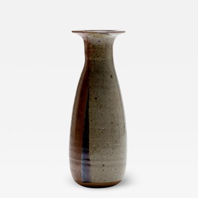 20th Century Stoneware Vase