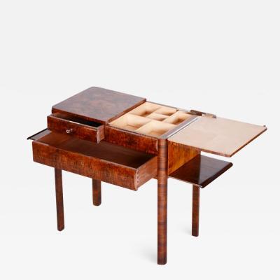 20th century Art Deco Czech Small table