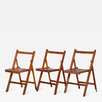 20th century Czech Armchairs 3pcs