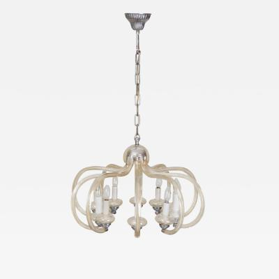 20th century Czech Chandelier