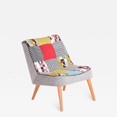20th century Czech Small armchair