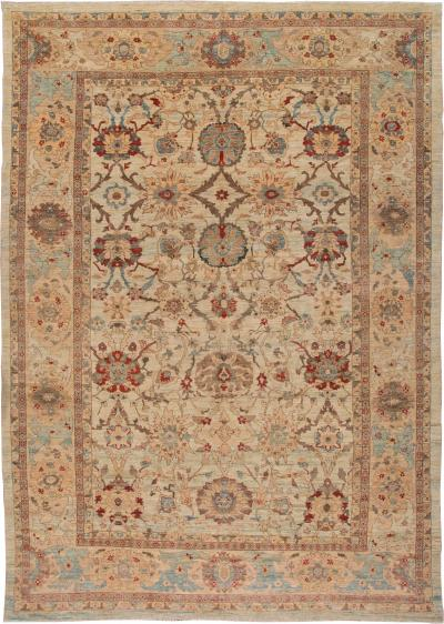 21st Century Contemporary Sultanabad Wool Rug