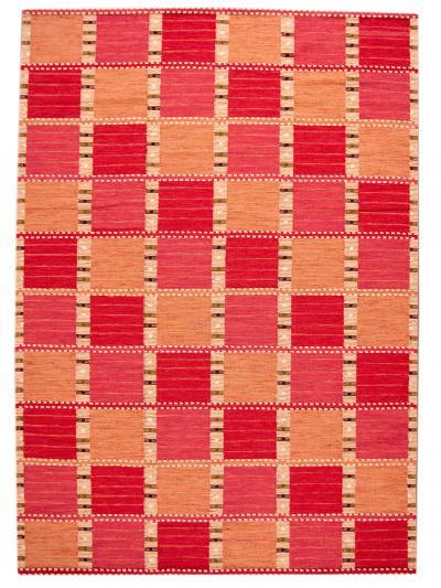 21st Century Modern Swedish Style Wool Rug