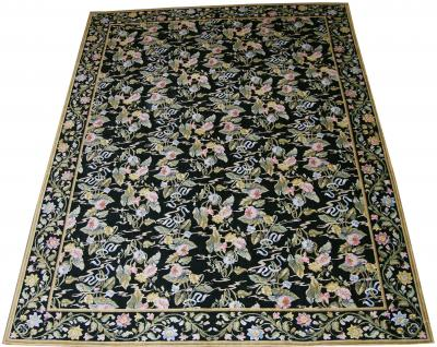 21th Century Authentic Savonnerie Area Rug