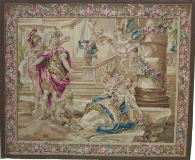 21th Century Authentic Wall Hanging Tapestry