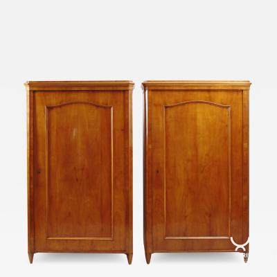 298 Couple of cabinets