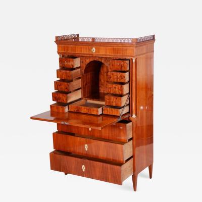 447 Writing cabinet