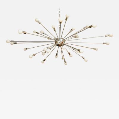 5ft Diam Sputnik Chandelier With 36 Lights