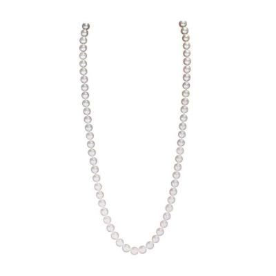 8 8 50MM PEARL NECKLACE