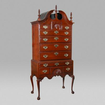 Chippendale High Chests