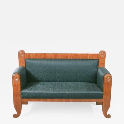 A Biedermeier Sofa