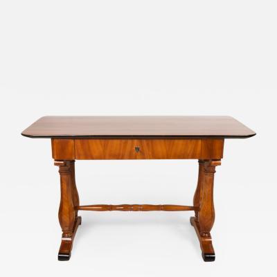 A Biedermeier Writing Table
