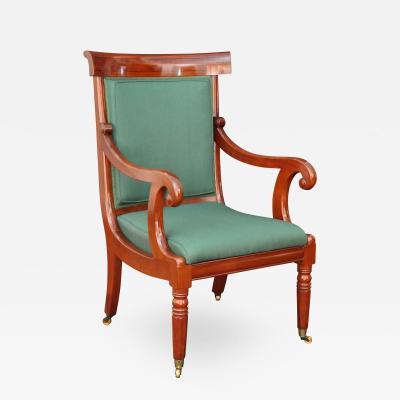 A Classical Armchair