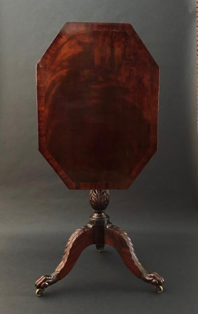 A Classical Candlestand