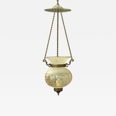 A Classical Hall Lantern