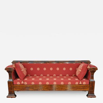 A Classical Sofa