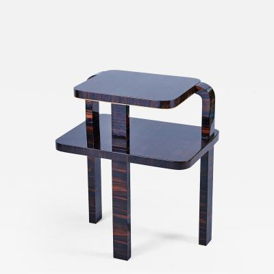 A Constructivist Occasional Table