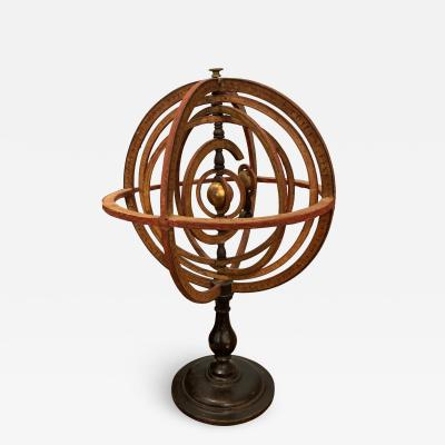 A Copernican Armillary Sphere