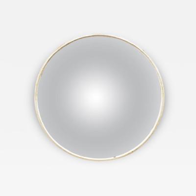 A Country Road Convex Mirror