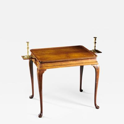 A Distinctive 18th Century English Tea Table