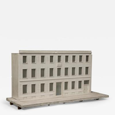 A Fine Stucco Art Deco Period Architectural Model