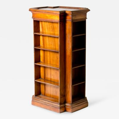 A Four Sided Display Bookcase
