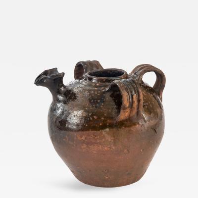 A French Perigord Ceramic Jug