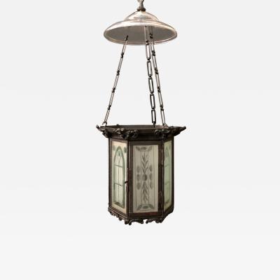 A Gothic Lantern