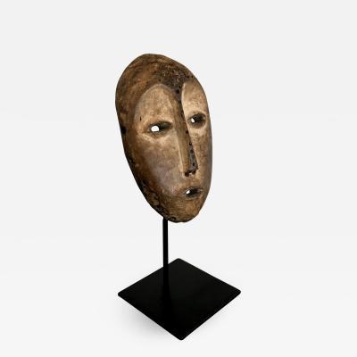 A Lega Bwami Society Mask With Provenance