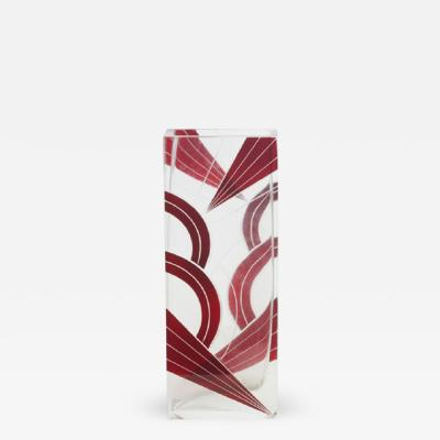 A Mid Century Modernist Vase