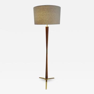A Modernism Style base Floor Lamp