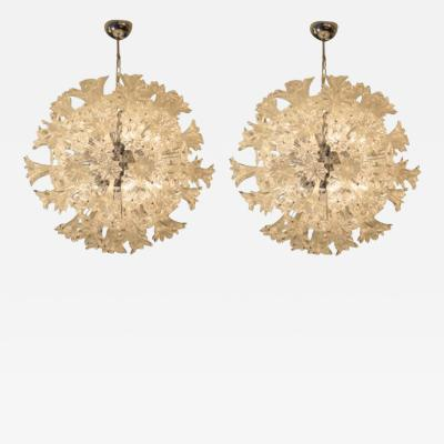 A PAIR OF ESPIRIT CEILING LIGHTS