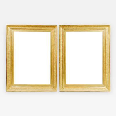 A Pair of Elegant Biedermeier Mirrors