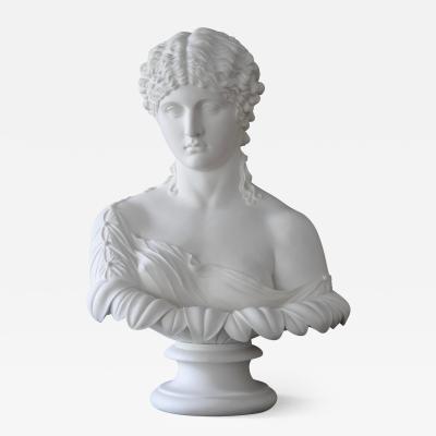 A Parian Figure Clytie