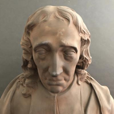 A Plaster Bust of Milton