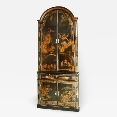 A Rare George II Corner Cabinet