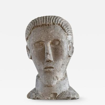 A Romano British Celtic head