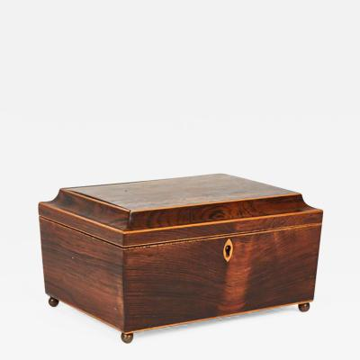 A Rosewood Casket