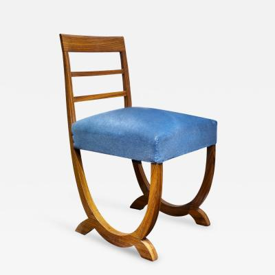 A Set of Four New Objectivity Chairs