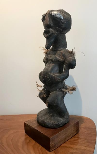 A Songye Power Figure From Congo