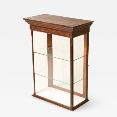 A Table Top Display Case