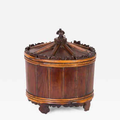 A Wood Spice Bucket