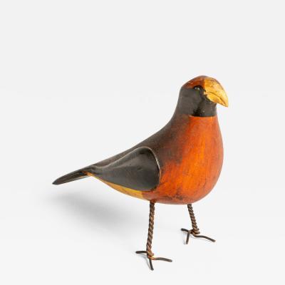 A figure of a bird