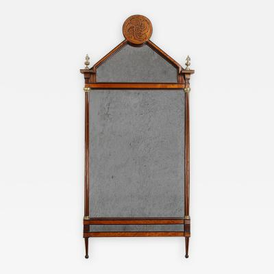 A late 18th century German mirror