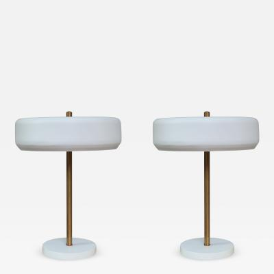 A pair of table lamps Italy 70